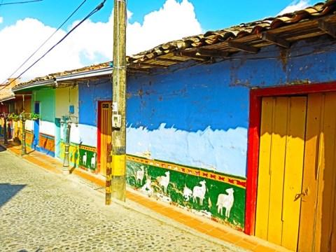 Colombie Guatape
