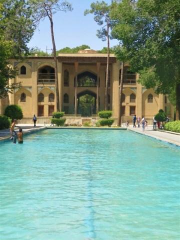 Iran Ispahan Hasht Behesht