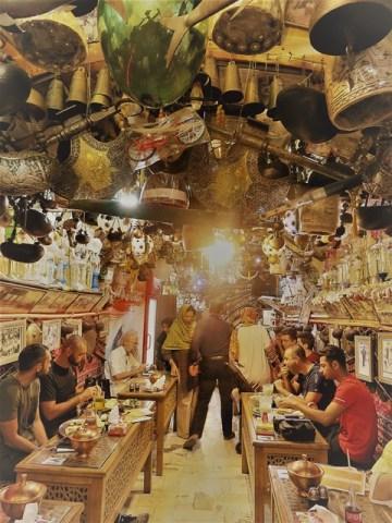 Iran Ispahan restaurant populaire