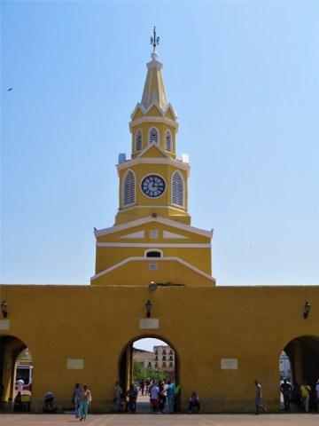 Colombie Carthagène