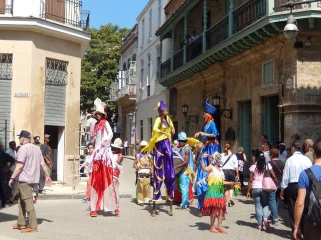 Cuba La Havane Vieja