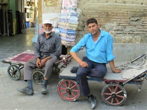Iran Ispahan bazar