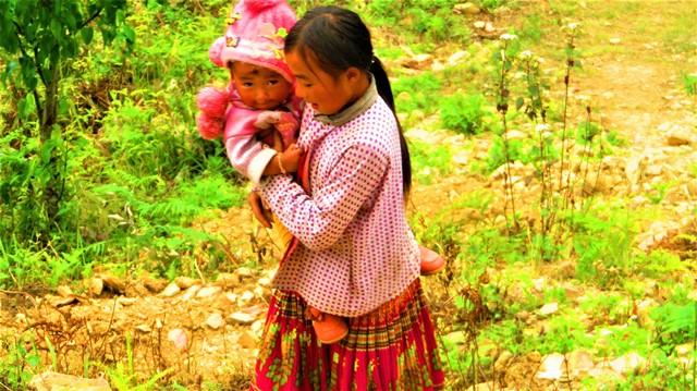 Vietnam boucle de Ha Giang