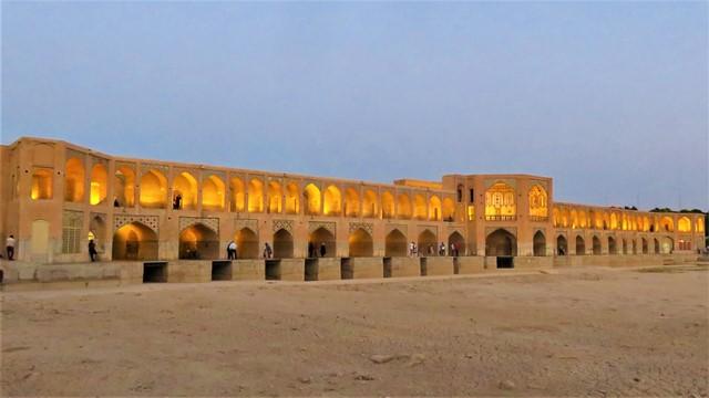 Iran Ispahan Pont Khaju