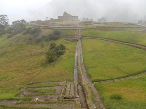Equateur Cuenca Ingapirca