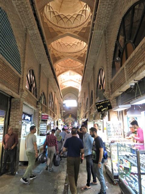 Iran Téhéran Grand Bazar