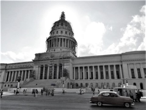 Cuba La Havane Capitole