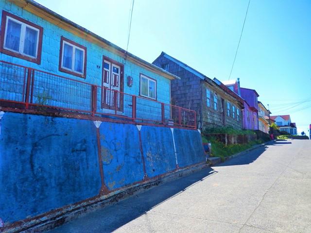 Chili Isla Chiloé Ancud