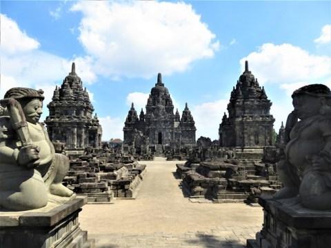 Java temple Prambanan