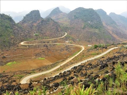 Vietnam boucle de Ha Giang Meo Vac