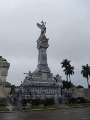Cuba La Havane Cimetière Colon