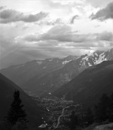Trek du Tour du Mont Blanc Chamonix
