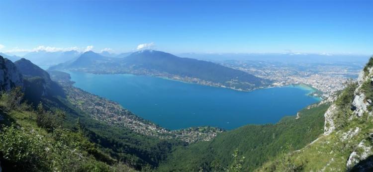 Annecy le mont veyrier randonnée