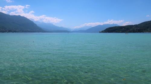 Annecy le lac