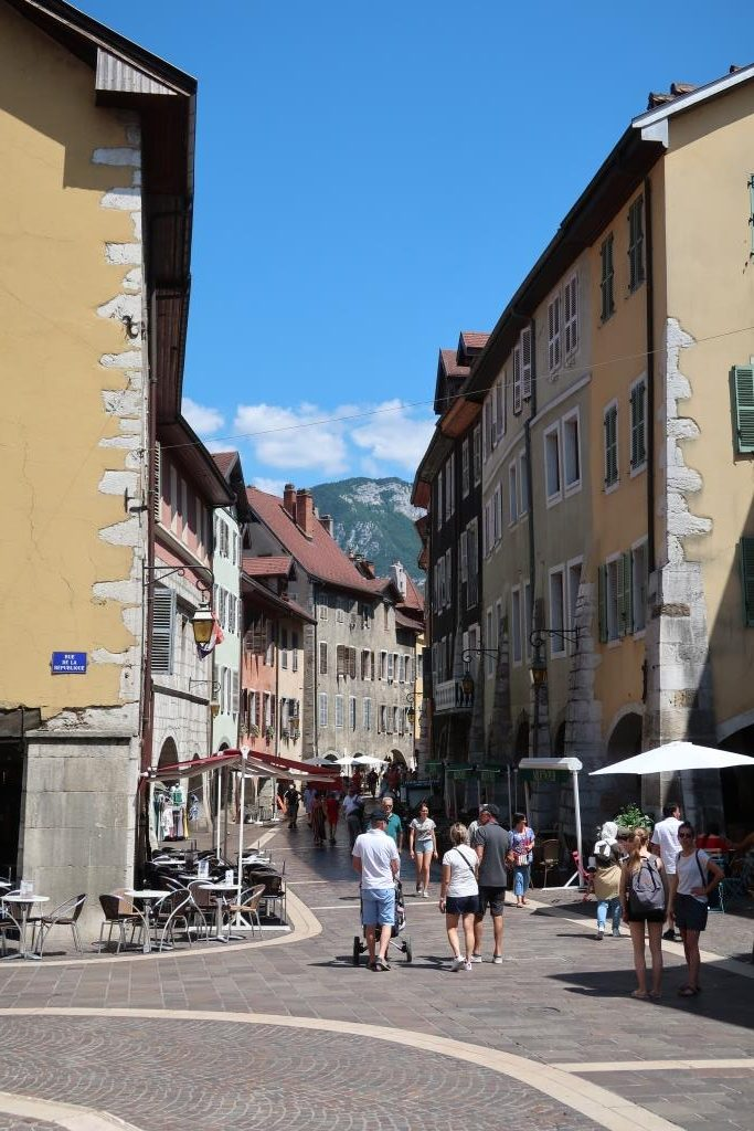 Anncy vieille ville