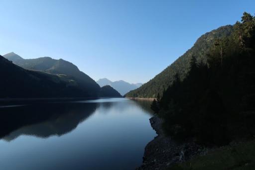 Trek Néouvielle Lac Oule