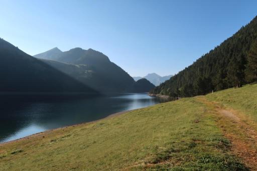 Tour Néouvielle Lac Oule