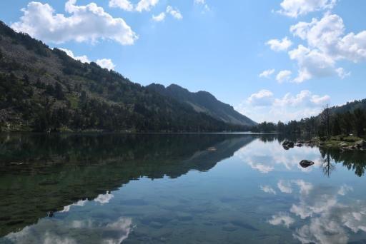 Tour Néouvielle lac Aumar