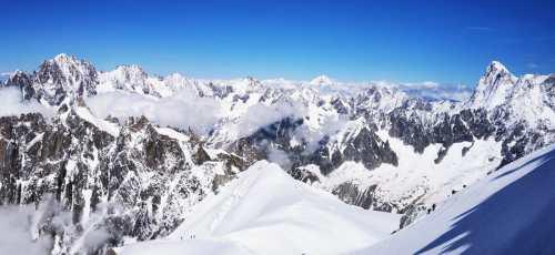 Arête Aiguille du Midi - Alpinisme