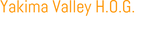 Yakima Valley H.O.G. Chapter #5422 Logo