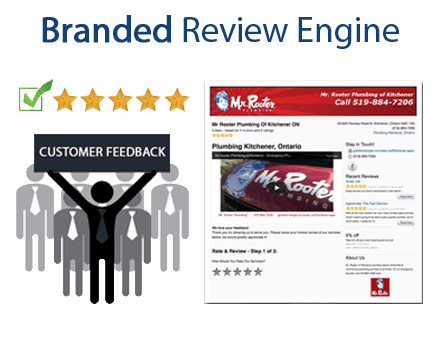branded review engine