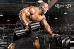 yüksek ağırlık antrenmanı