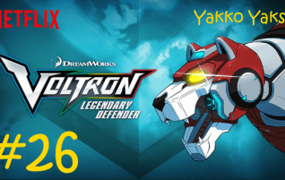026 – Voltron Legendary Defender review