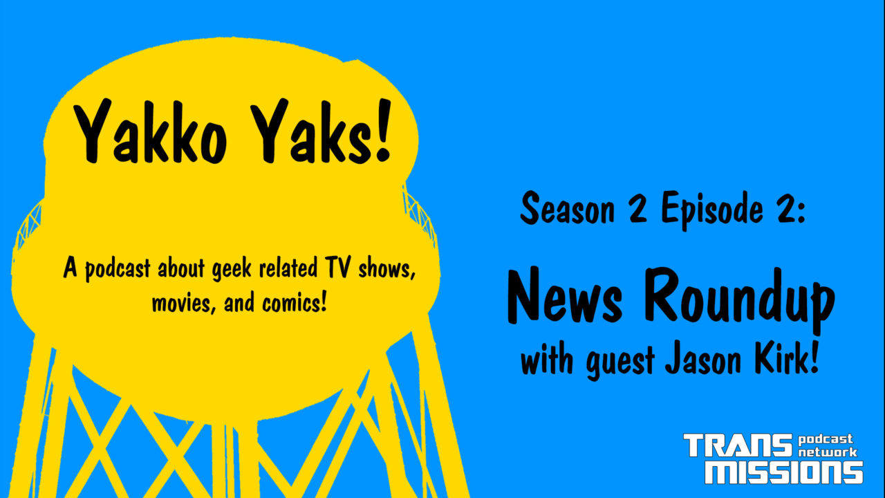 029 – News Roundup with Jason Kirk!