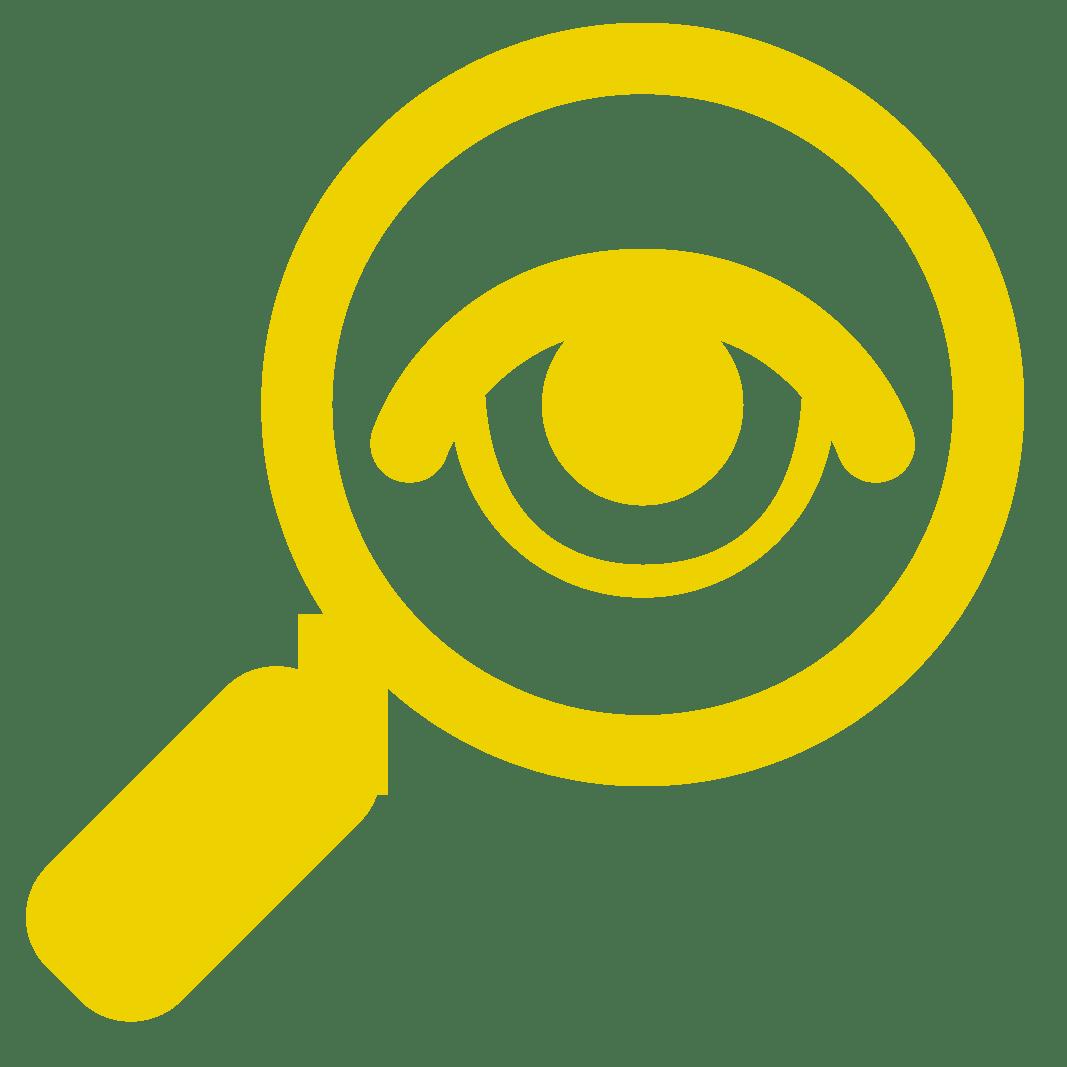 icono visión yakrea