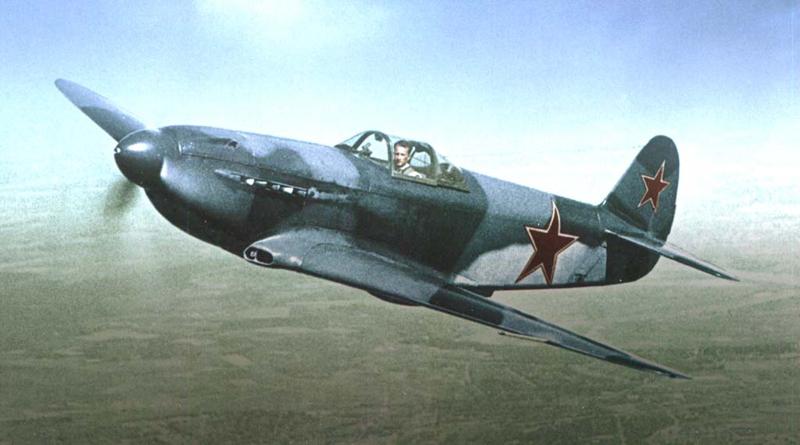 Yak UK  Aircraft YAK 1