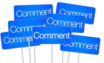 facebook comments skew public