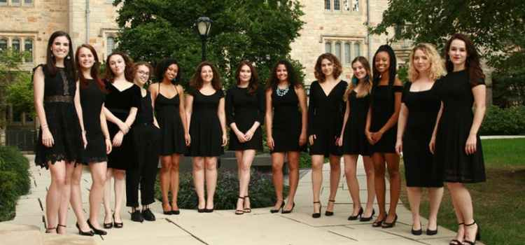 Mar 14 – Join Whim 'n Rhythm, Yale's all-senior SSAA a cappella group, for an evening of music!