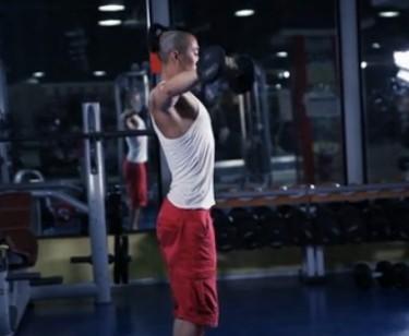 seven教練給初學者健身的2點建議