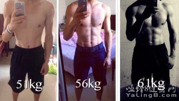 我1年增肥28斤談談身體太瘦怎么增肥增肌