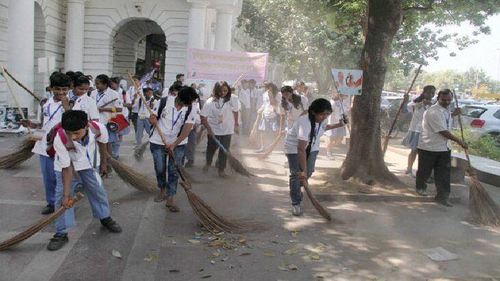موضوع تعبير عن النظافة للصف السادس الابتدائى
