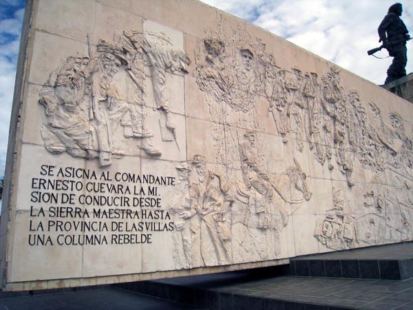 Che Guevara memorial, Santa Clara
