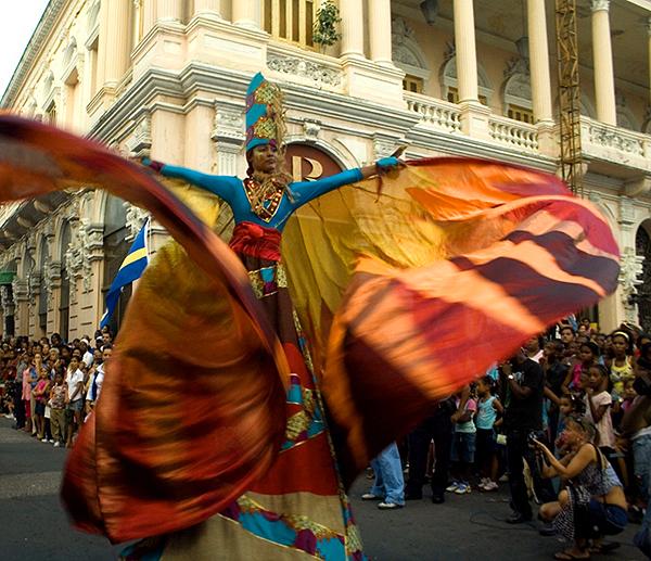 Fire Festival, Santiago de Cuba, photo credit: trabajadores.cu