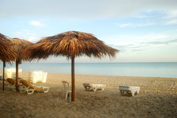 Varadaro Beach, Cuba