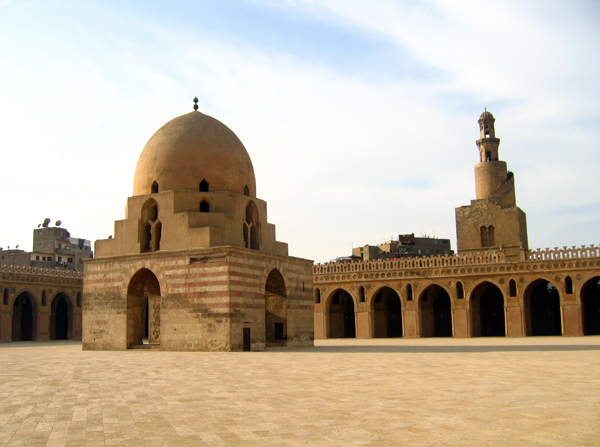 Ibn Tuloon Mosque, Cairo, Egypt