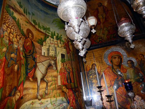Coptic Chapel in the Holy Sepulchre, Jerusalem
