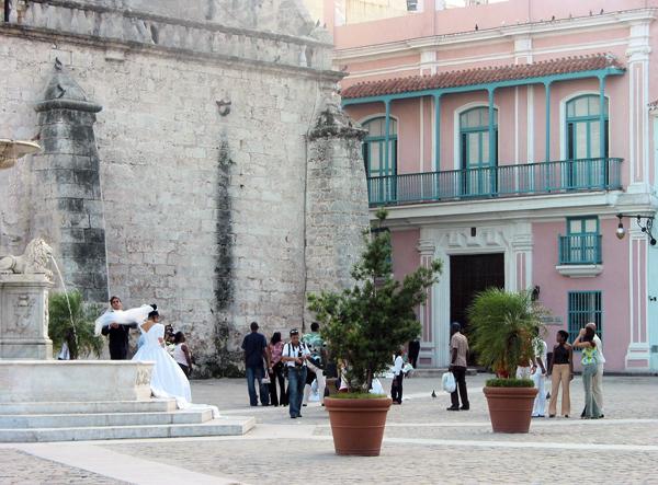 Plaza de San Francisco de Asis, Havana