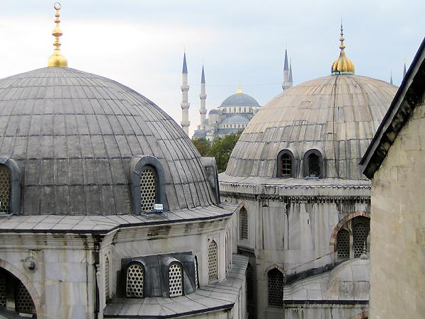 Sultanahmet Mosque (Blue Mosque), Istanbul, Turkey