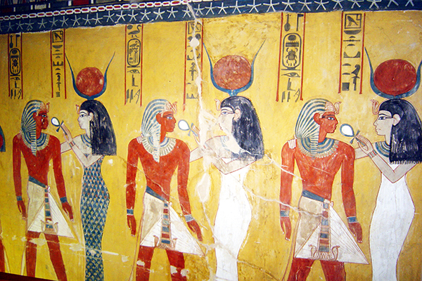 tomb of Thutmose IV, Valley of the Kings