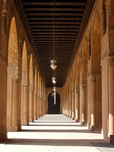 Ibn Tulun Mosque, Cairo, Egypt