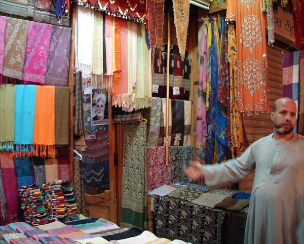 Luxor shop
