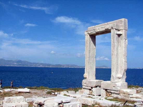 Naxos, island