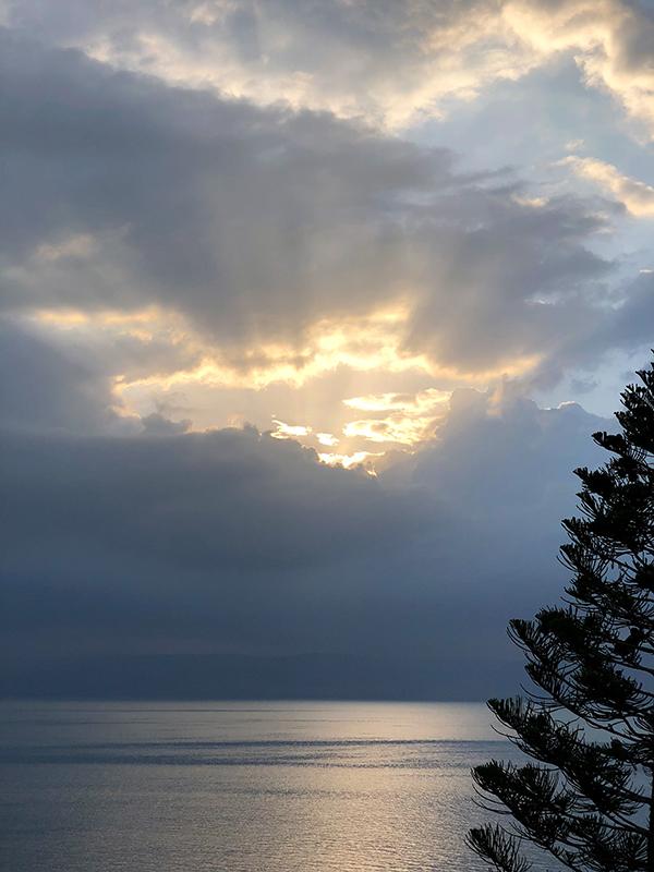 the Sea of Galilee/Lake Kinneret