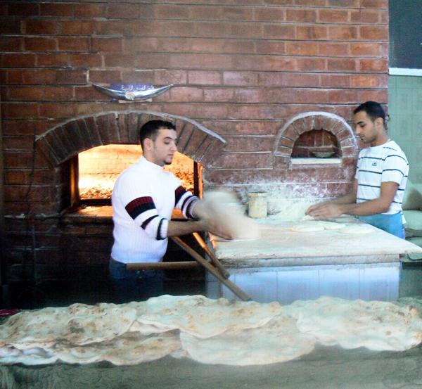 mmmm freshly baked bread