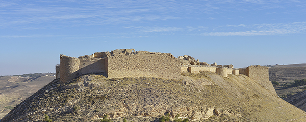 Shobak crusader castle