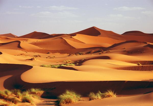 Erg Chebi, Morocco